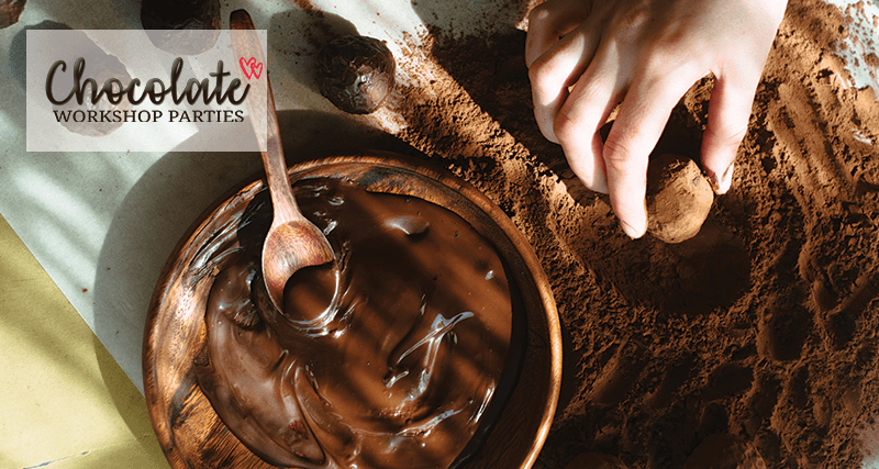 Chocolate Workshops Bournemouth